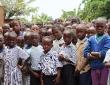 Die Kinder der St. Joseph School in Masaka