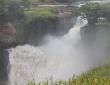 Besuch der Murchison Falls